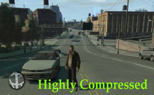 GTA 4 Download For Pc Highly Compressed Only 4.60 GB Game